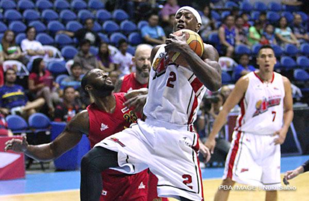 Dozier led the Aces in a victory over Barako Bull - Pinoy Basketball