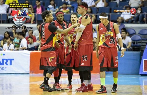 PBA Replay: Ginebra vs San Miguel Beer - 4Q - Pinoy Basketball