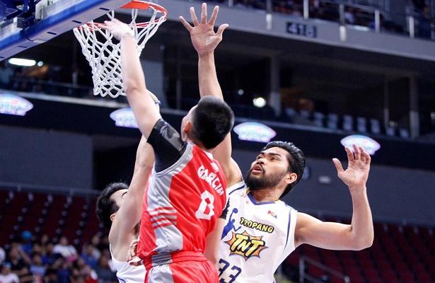 PBA Replay: Phoenix vs TNT - Pinoy Basketball