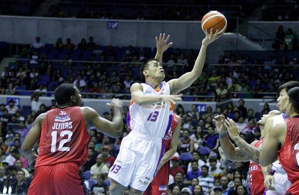 PBA Replay: Ginebra vs NLEX-4q - Pinoy Basketball