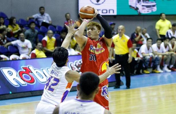 PBA Replay: Rain or Shine vs NLEX-3q - Pinoy Basketball